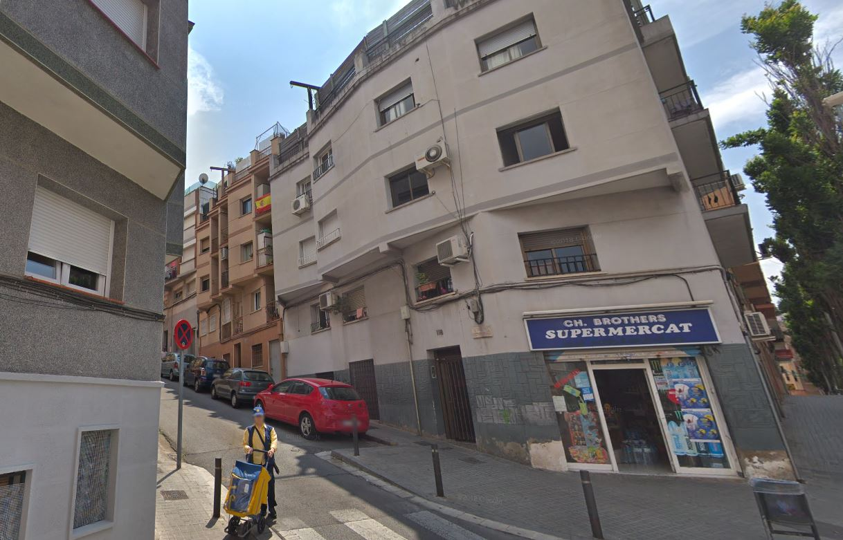 foto carrer Doctor Pagès