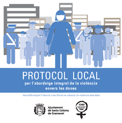 Cartell del protocol local