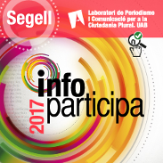 [Translate to Castellano:] Segell Infoparticipa 2017